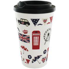 Windsor Plastic Travel Mug | Novelty Mugs at The Works