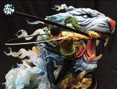 Zoro 3d Figures, Action Figures, One Piece Coby, One Piece Theme, Figurine One Piece, Action Figure One Piece, Anime Figurines, Roronoa Zoro, Action Poses