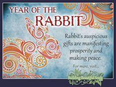 Chinese Zodiac Rabbit & Year of the Rabbit 1280x960