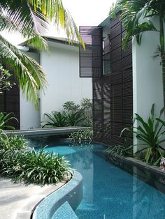 Our lagoon room at Twin Palms Resort, Surin Beach, Phuket, Thailand. LUSH!
