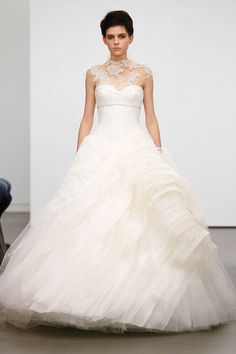 Wedding Gown by Vera Wang - by: Bridal Trend
