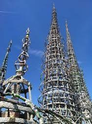 De torens van Watts