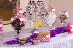 Fancy Nancy Birthday Cupcakes