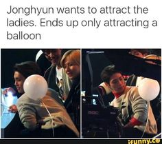 Jonghyun has a new fan #SHINee