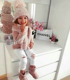 pants jean jacket for girls for kids jacket t-shirt shoes Mädchen Baby Girl Pants, Cute Baby Girl Outfits, Toddler Girl Outfits, Cute Kids Fashion, Little Girl Fashion, Toddler Fashion, Jean Jacket For Girls, Look Blazer, Toddler Girl Style