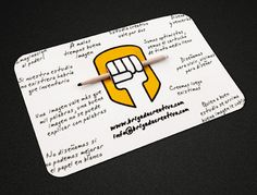 68 best awesome business cards images on pinterest corporate business card reheart Gallery