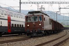 Rail Train, Swiss Railways, Ho Trains, Rolling Stock, Commercial Vehicle, Locomotive, Switzerland, Transportation, Europe