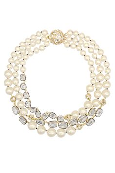Hepburn Necklace by kate spade new york accessories for rent @ $45 ~ Rent the Runway.