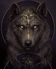 🐺If you Love Wolves, You Must Check The Link In Our Bio 🔥 Exclusive Wolf Related Products on Sale for a Limited Time Only! Tag a Wolf Lover! Fantasy Wolf, Dark Fantasy Art, Wolf Tattoos, Celtic Tattoos, Animal Tattoos, Pet Anime, Mythical Creatures Art, Wolf Spirit Animal, Wolf Artwork