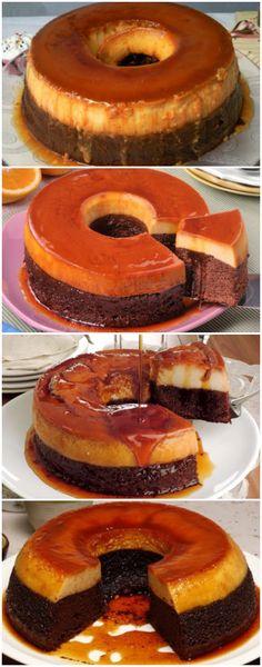 Coco, Doughnut, Pizza, Cooking, Banana, Desserts, Recipes, Terra, Recipe Of Chocolate Cake
