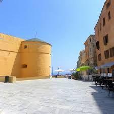 """Résultat de recherche d'images pour """"terrasse café de La Citadelle Bastia"""""""