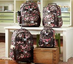 Pottery Barn Kids - Small Backpack for Second Grade! Just ordered it and got half off through their website with free shipping.