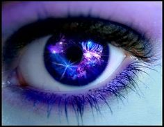 eyes | reflected in your eyes the whole universe sings a love song for you
