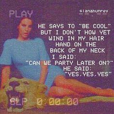 Lana Del Rey #LDR #National_Anthem