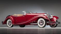 1935 500 K Special Roadster
