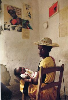 JAMES P. BLAIR (B. 1931)  Haiti, 1987 dye-transfer print, printed 1988 | Odyssey: The Art of Photography at National Geographic (part 2)