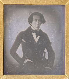 Figure 6: William H. Butler. Seated Man with Hand in Pocket.