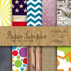 Digital Paper Pack - Digital Paper SamplerThis FREE listing includes 10 digital papers from several of my most popular digital paper packs.  You can view all of my Digital Paper Designs Here:https://www.teacherspayteachers.com/Store/Oldmarket/Category/Digital-PaperAnd if you really like what you see, check out my Ultimate Digital Paper Bundle.