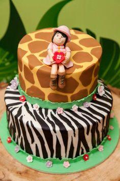 Jungle-Safari-Themed-party-cake