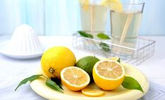 Zitronenwasser trinken – Am besten täglich