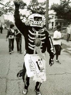 Skull and Bones gang chief Sunpie Barnes. From nola.com