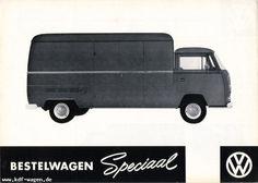 VW - 1968 - Bestelwagen Special - [2686]-1