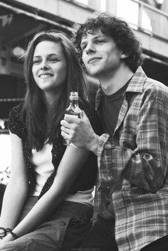 Kristen Stewart & Jesse Eisenberg #adventureland