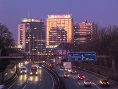 Essen - Skyline A40 | Flickr - Fotosharing!