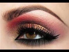 Matte burgundy eyeshadow // palette eyeshadow // best eyeshadow