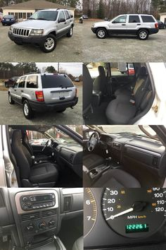 2004 Jeep Grand Cherokee 4dr Special Edition 4WD SUV $7,925 Here at Premier Auto Solutions We Offer Limited Warranties and Extended Warranties on All Our Vehicles. Please Call or Text Corey Anytime at (804)814-9086 for Any Questions or Concerns. We are located at 3750 Pocahontas Trail Quinton, VA 23141 in New Kent on Route 60 Near the Star Motel.