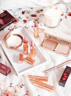 My Charlotte Tilbury Collection | francisca may