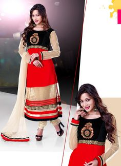 Desire Maroon And Cream Straight Long Ready Made Salwar Suit Product Code: 5742    5,985/-INR   