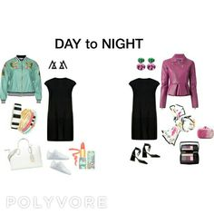Outfit Day To Night