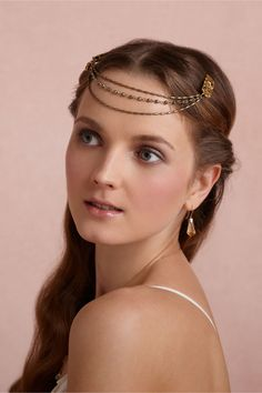 Prague Barrette in SHOP Shoes & Accessories Headpieces at BHLDN