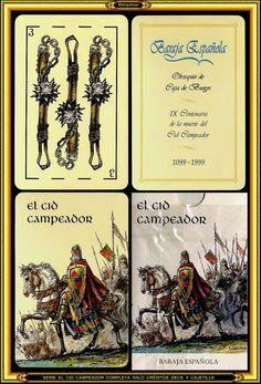 Naipes de todo el mundo - Playing Cards