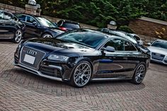 Audi RS5. 1 year anniversary gift from my husband i hope!