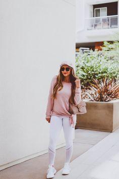 #OOTD // Blush Pink