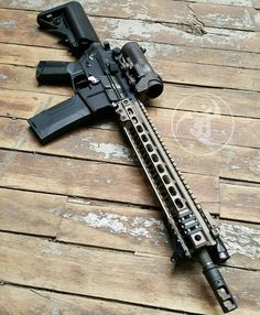 Geissle/Royal Arms/ VLTOR build