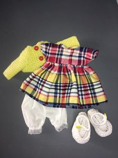 Handmade rag doll. A unique beautiful gift for girls. Made with love, 100% handmade. You can take clothes off the doll. Each doll is unique and another one will never be the same. Recommended for children over 3 years old. The doll is hand washable. For order only. Delivery time up to 2 weeks. Gifts For Girls, 3 Years, Delivery, Dolls, Summer Dresses, Children, Unique, Handmade, Clothes