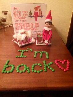Elf on the Shelf ideas & Back!& For Raegan& Snowflake Elf on the Shelf ideas & Back!& For Raegan& Snowflake The post Elf on the Shelf ideas & Back!& For Raegan& Snowflake & This Elf! ♀️ appeared first on Elf on the shelf ideas . Christmas Elf, Winter Christmas, Christmas Crafts, Christmas Ideas, Toddler Christmas, Family Christmas, Elf Auf Dem Regal, Der Elf, Awesome Elf On The Shelf Ideas