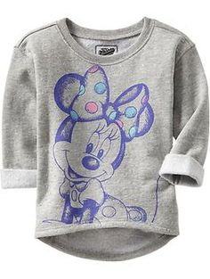 Disney© Minnie Mouse Fleece Sweatshirts for Baby | Old Navy $22.94