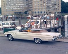1962 Buick Electra 225 Convertible