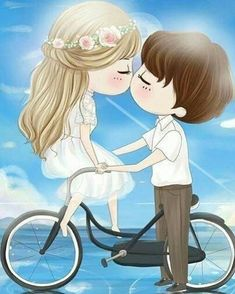 Weltfrieden / Earth Peace added a new photo. Love Cartoon Couple, Cute Couple Art, Anime Love Couple, Chibi Couple, Cute Love Wallpapers, Cute Couple Wallpaper, Cute Cartoon Wallpapers, Cute Love Images, Cute Love Cartoons