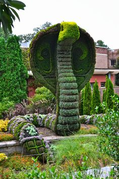 Epic Topiary Garden Art (Hedge Trimming) - Page 3 of 3 - Live #Dan330