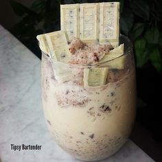 BAILEYS KOKO - For more delicious recipes and drinks, visit us here: www.tipsybartender.com