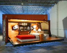 Storage Container Home Peter Aaron Architectural Photographer 3