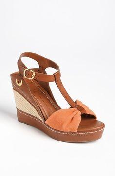 Great espadrille wedge sandal