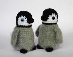 READY TO SHIP Baby emperor penguin