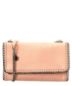 STELLA MCCARTNEY Stella Mccartney Falabella Shaggy Deer Shoulder Bag'. #stellamccartney #bags #shoulder bags #hand bags #suede #lining #