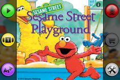 Sesame Street: The Playground - Kids iPad App